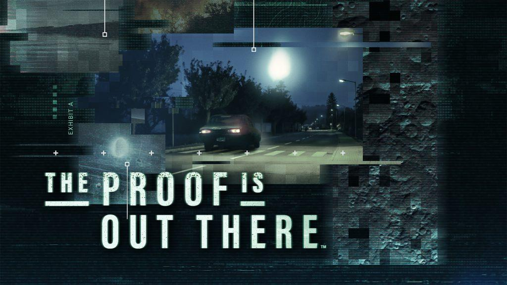 History Channel's The Proof is Out There
